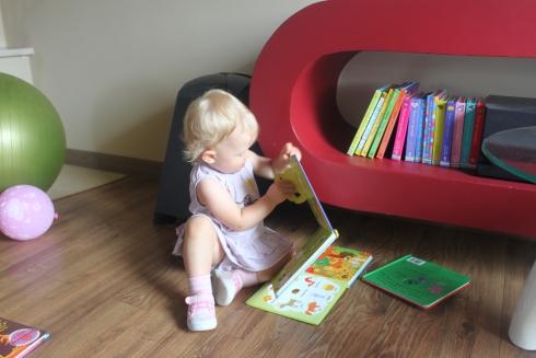 Biblioteczka malucha