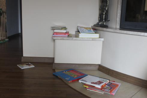 Gdzie trzymać książki dla dziecka