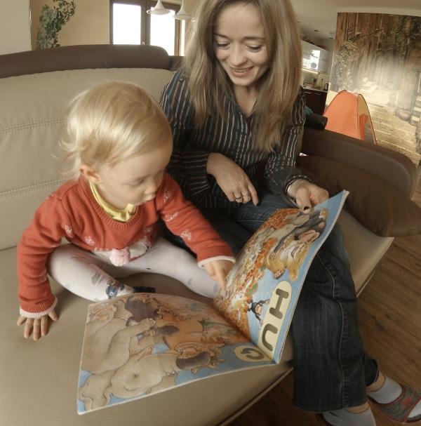 Czytanie a rozwój mowy