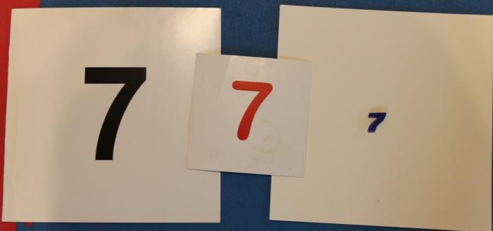 Wczesna nauka cyfr