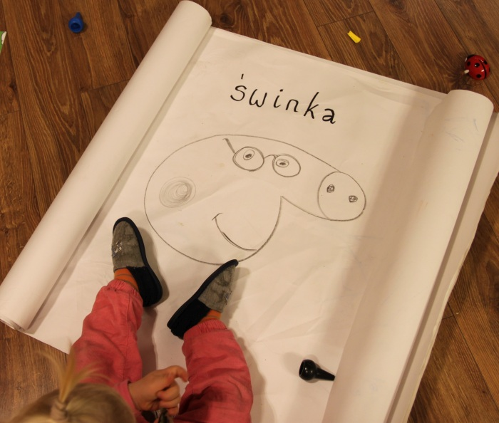 Wideorelacja z rozwoju mowy dziecka wychowanego w dwujęzyczności zamierzonej od 9 do 18 miesiąca