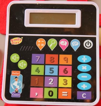 Kalkulator dla dziecka