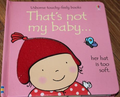 Usborne touchy-feely books