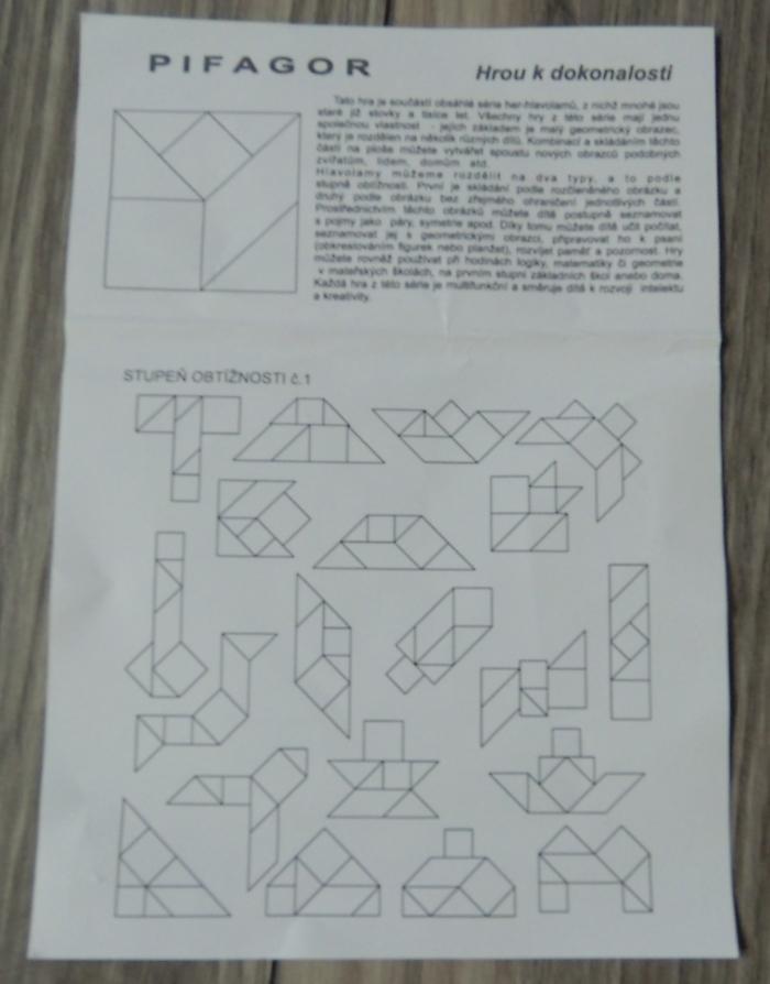 Wzory tangramów