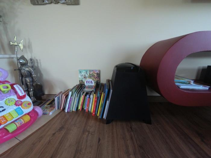 Zapewnij dziecku kontakt z książką