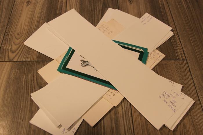 Organizacja kart w metodzie Domana