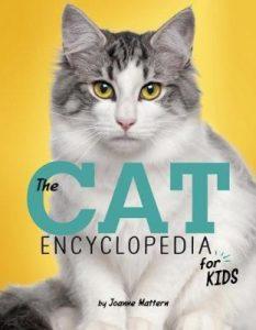 Encyklopedia kotów po angielsku