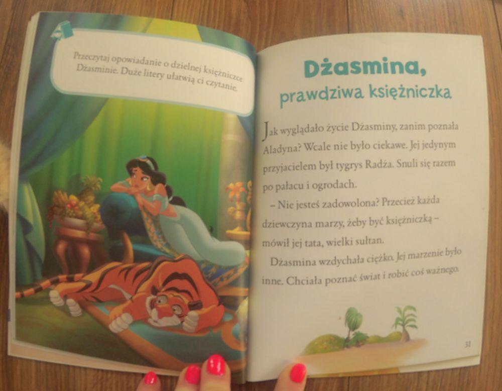 Postacie Disneya w książkach