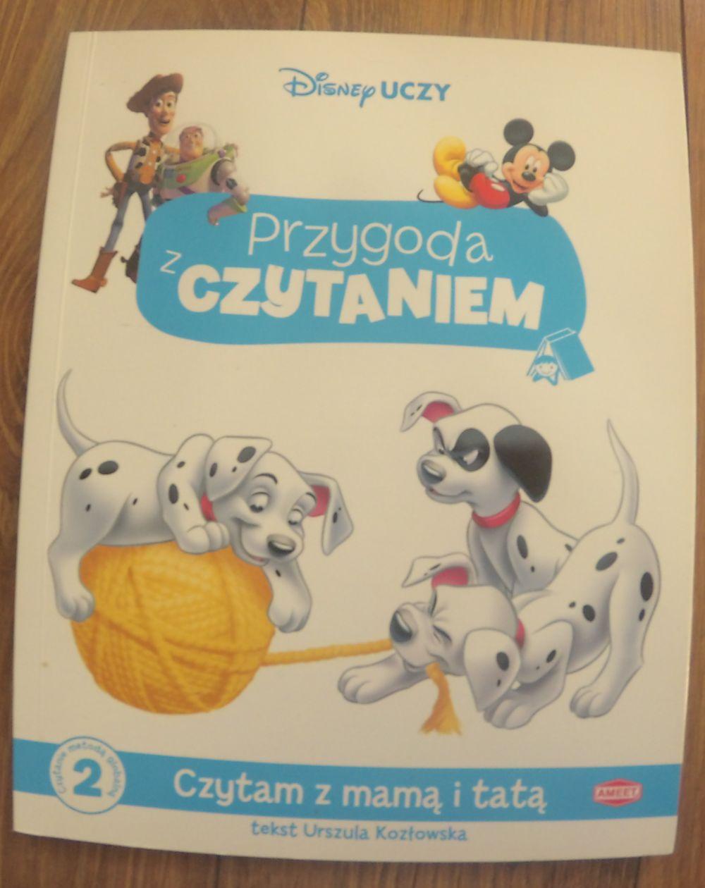 Disney w książkach