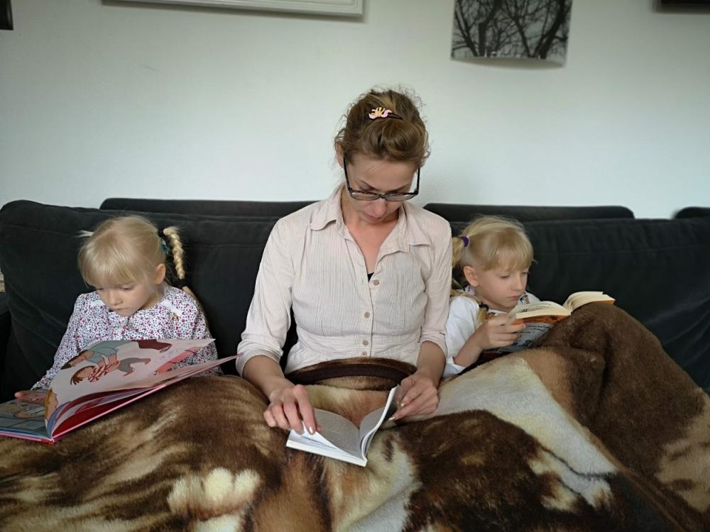 Wywiad z mamą, która domanuje dwie córki i wyjaśnia jaki jest cel metody Domana (wersja audio)