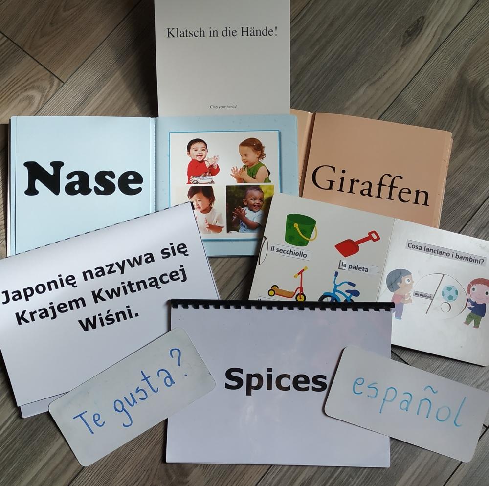 Rozwój mowy trzylatki – wideorelacja z tego jak mówi dziecko wychowane w dwujęzyczności zamierzonej z trzecim językiem (wersja audio i wideo)