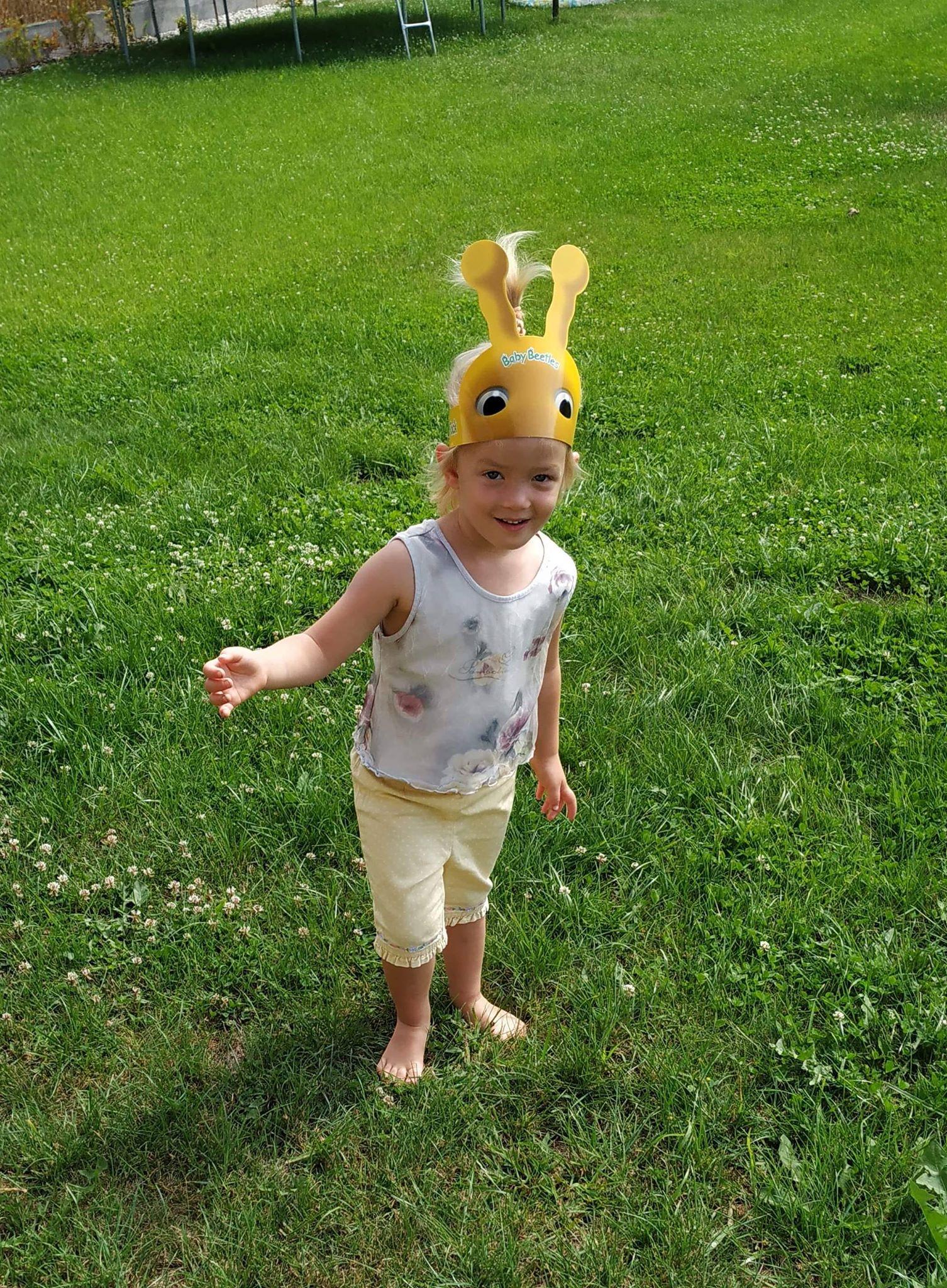 Angielski dla dzieci z kursem Baby Beetles, czyli edukacja językowa niemalże od urodzenia (wersja audio)