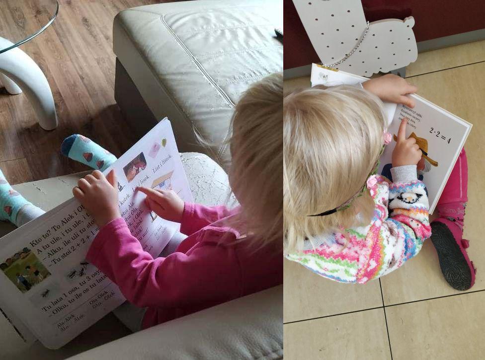 Czytanie globalne metodą Domana – przełom z trzylatką, po pewnym odkryciu (wersja audio)