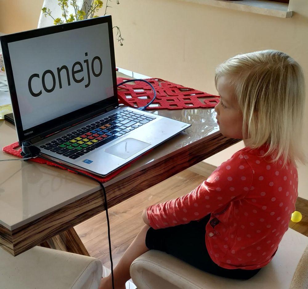 Brillkids Little Reader w języku hiszpańskim już za nami (wersja audio)