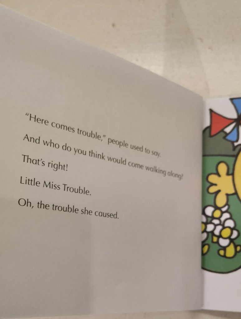 Seria Little Miss